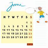 june 2013 kids
