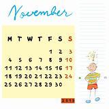 november 2013 kids