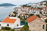 Panoramic View of Neum in Bosnia and Herzegovina