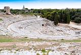 Amphitheater - Syracuse Sicily