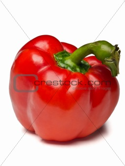 red Bulgarian pepper