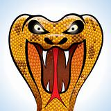 Scary Cobra Head