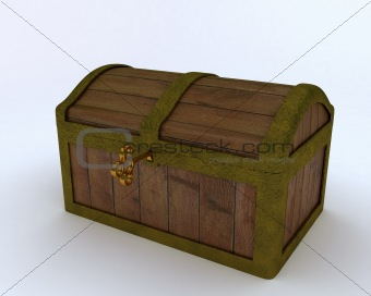 find pirates chest plans