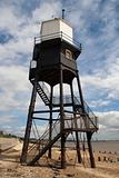 Lighthouse at Dovercourt, Essex, England