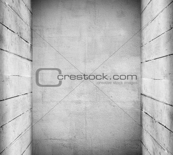 Vintage background from fragment grunge interior of wooden and stone wall.jpg