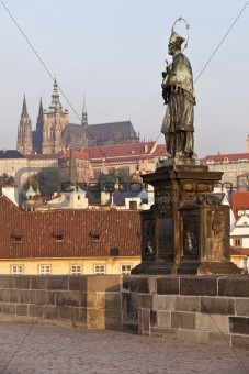 St. John of Nepomuk In Prague