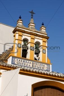 Capilla de Nuestra Senora del Rosario in Seville