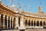 Plaza de toros de la Real Maestranza in Seville