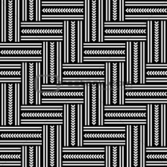 Seamless herringbone pattern.