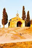 Chapel St. Sixte near Eygalieres, Provence, France