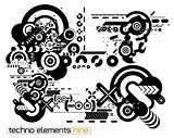 Techno elements NINE