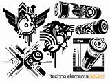 Techno elements SEVEN