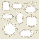 doodle frames