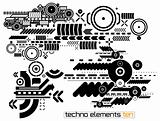 Techno elements TEN