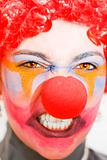 Red Clown Rage