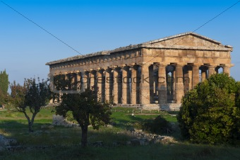 Valley of the Temples of Paestum