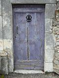 Lavender Door