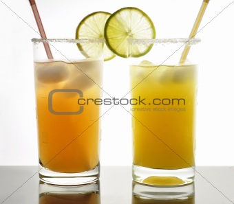 fresh cold drinks