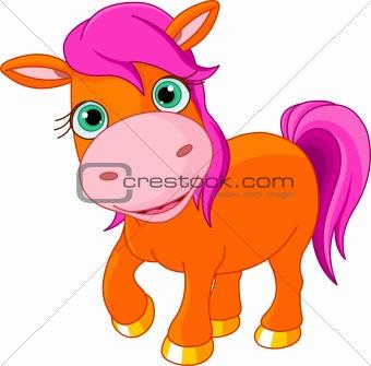 Cute little pony