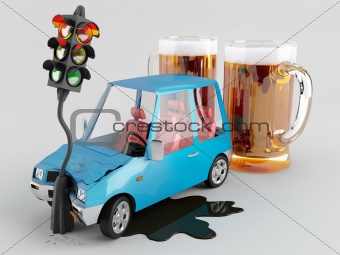 Cars and Alcohol
