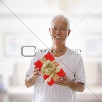 I got a present!