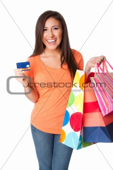 Credit card shopping