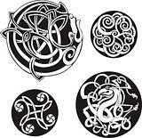 Round Celtic Knots