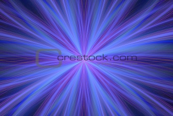 Abstract Glowing Fibers Background