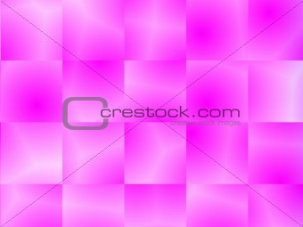 Abstract pink squares background