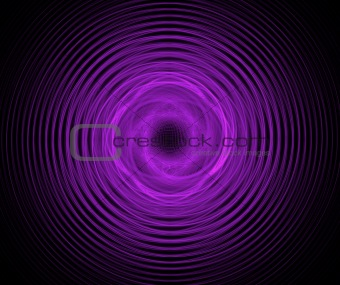 Abstract Purple Ripple Background