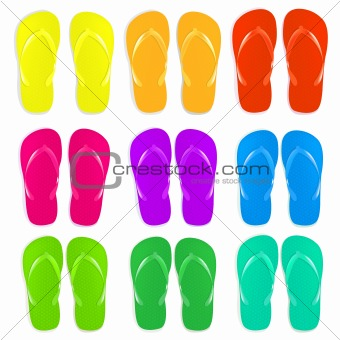 Flip Flops Set
