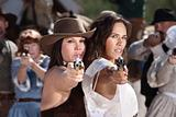 Beautiful Old West Women with Guns