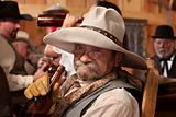 Drunken Old Cowboy