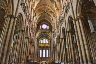 St. John&#39;s Cathedral of Lyon .