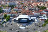 Roman Theater of Vienne the site of annual jazz festival