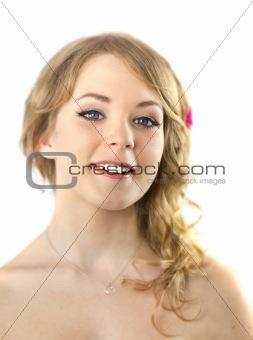 Teenage Girl Portrait / Beautiful Young Women