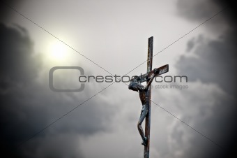 Cross with jesus