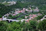 Bird View of Veliko Tarnovo