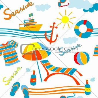 seaside pattern