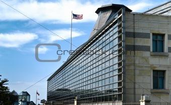 US Embassy in Ottawa