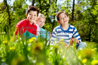 Restful kids
