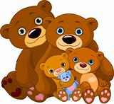 Bear family