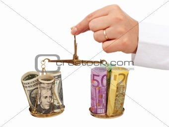 Monetary stability concept
