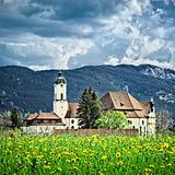 Wieskirche in Bavaria Germany