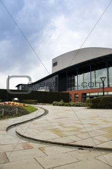 milton keynes city theatre buckinghamshire