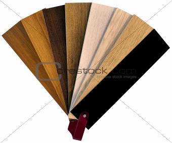 Wooden Swatch