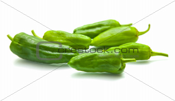 """small """"padron peppers"""", pimiento de padron"""