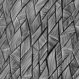 Seamless pattern black and white.
