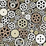 Background of gears