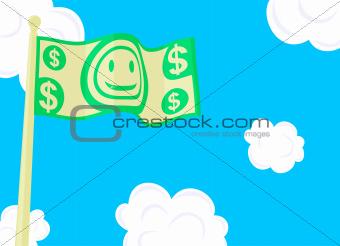 Money Flag